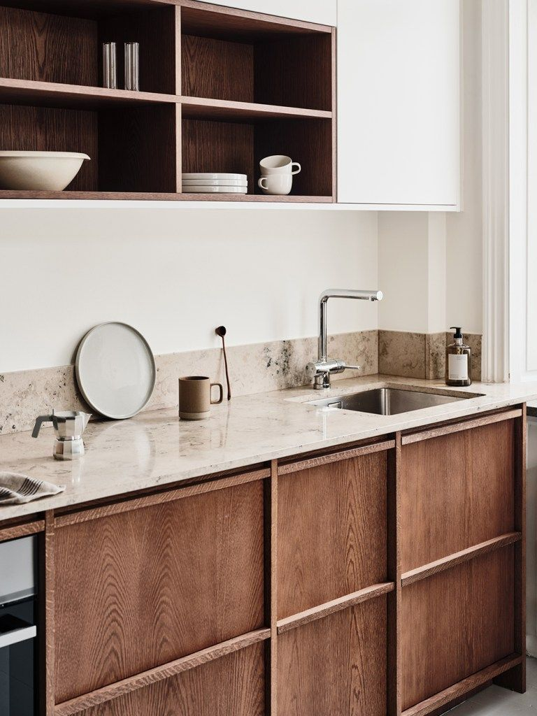 The Oak Kitchens By Nordiska Kok Coco Lapine Design In 2020