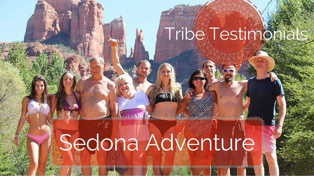 Our Tribe's Testimonials for the Sedona Vortex Adventure! - Bridget Nielsen  Sign up for our next one fall 2017 below:  http://harmoniousearth.org/sedona-adventure/  The Sedona Vortex Adventure is facilitated by Bridget & Kirk & the Harmonious earth crew. It is designed to Discover Your Innate Value, your purpose & LIVE YOUR EXCITEMENT.   www.bridgetnielsen.com www.hybridchildrencommunity.org www.harmoniousearth.org
