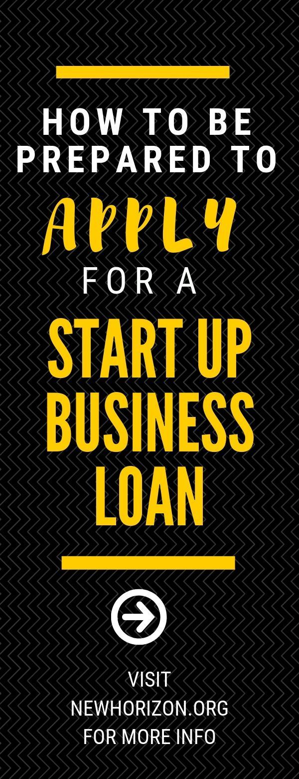 Getting Yourself Ready To Apply For A Start Up Business Loan Start Up Business Business Loans Business Blog
