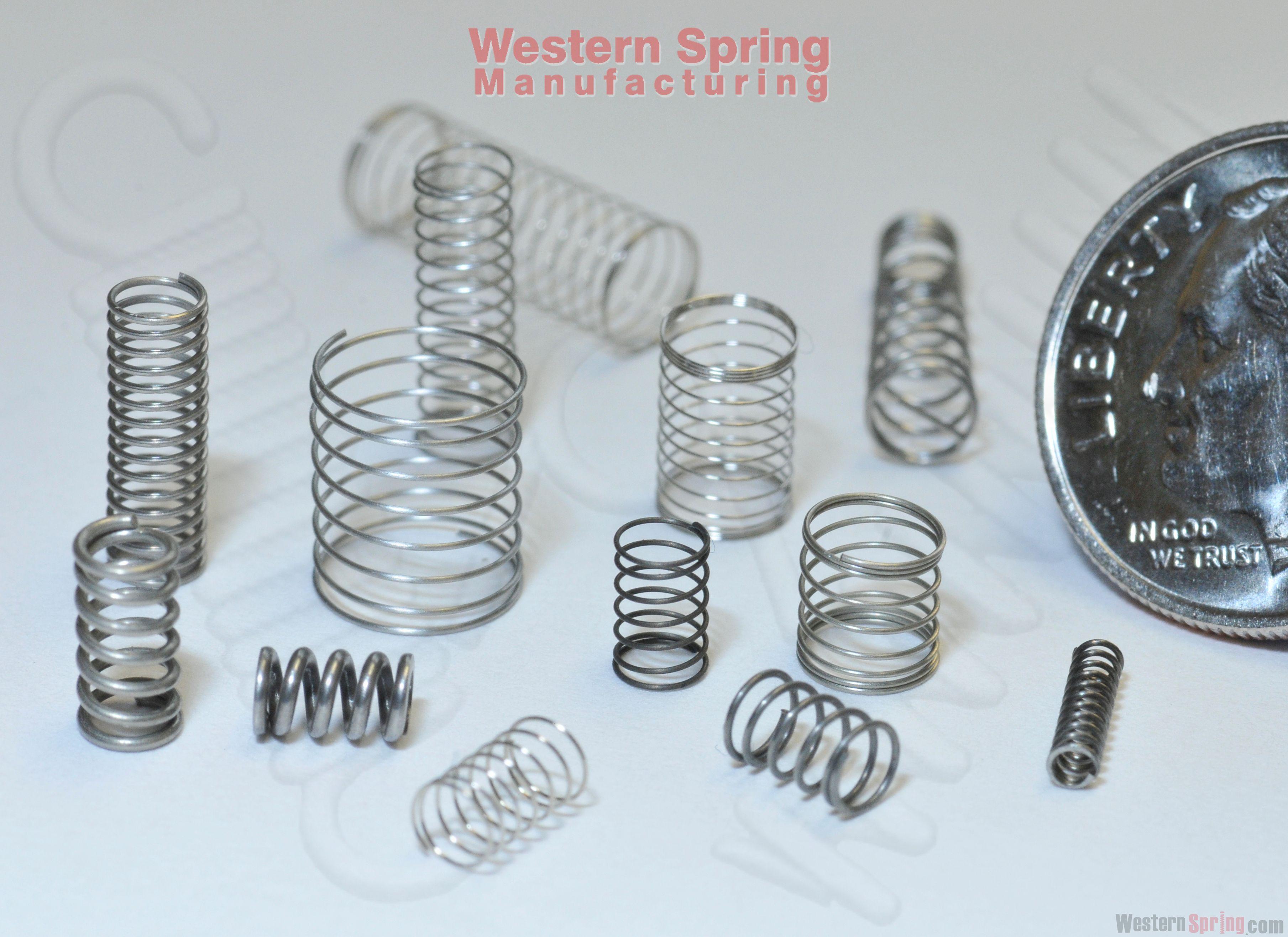 Fine Wire Springs - WIRE Center •