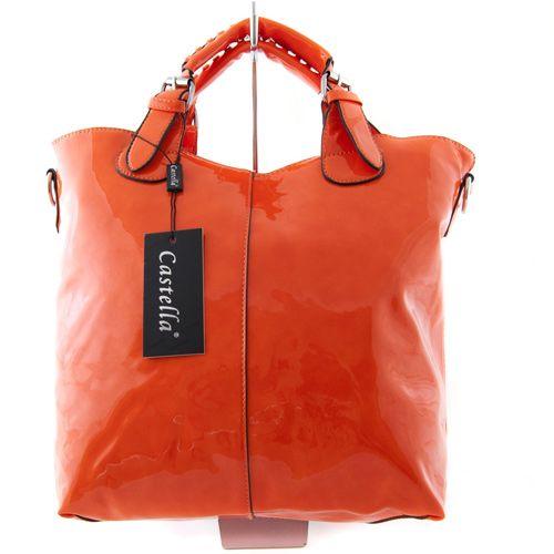 Lakierowana Torebka 23 Bag Duffle Duffle Bag Bags