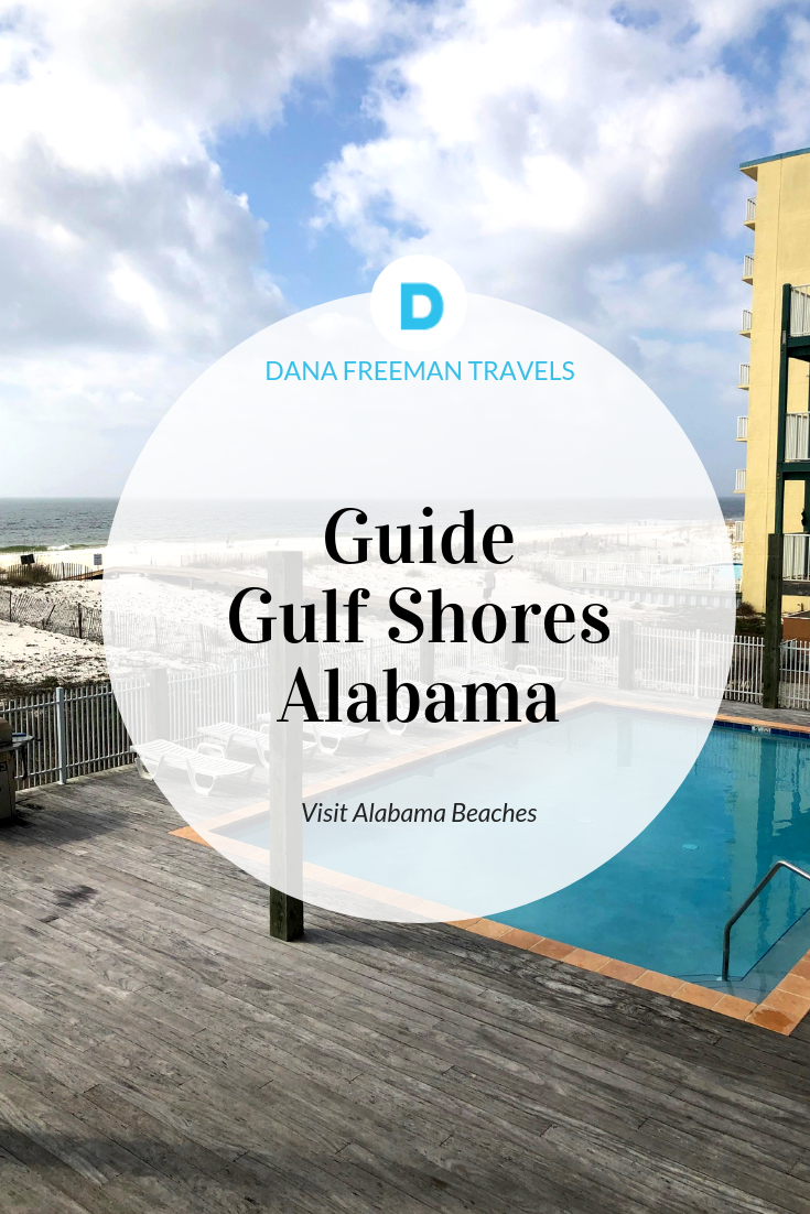 On The Gulf Shores Of Alabama, You Can Stay In An