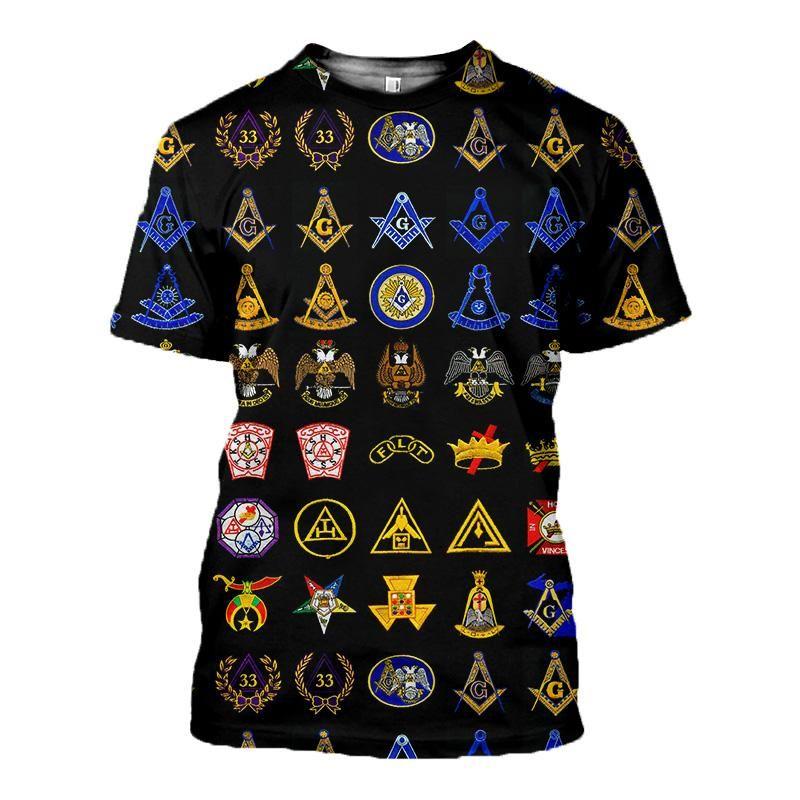 3d printed freemasonry symbol clothes clothing symbols