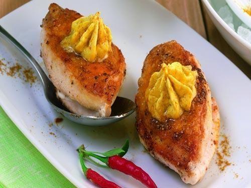 Curry-Erdnuss-Butter