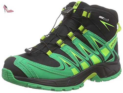Salomon XA PRO 3D Mid, Chaussures de trekking et randonnée