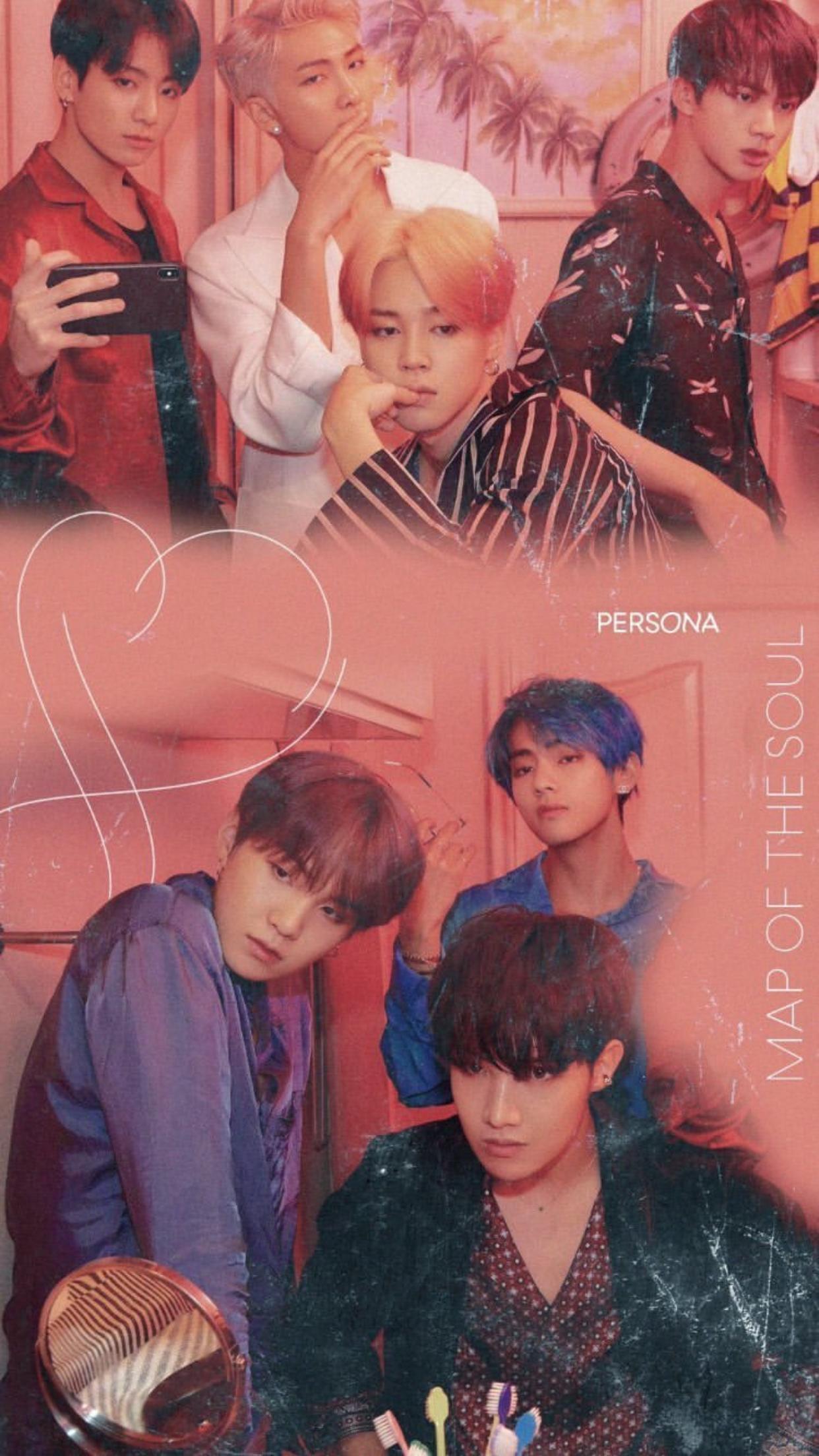 Bts Persona Wallpaper In 2019 Bts Wallpaper Bts