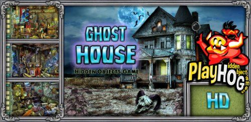 Ghost House  Hidden Object Game Mac Download