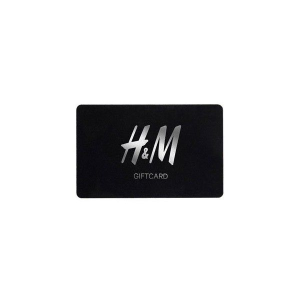 Today S Freebie 10 H M Gift Card Liked On Polyvore Featuring