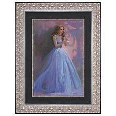 Cinderella Giclée on Canvas