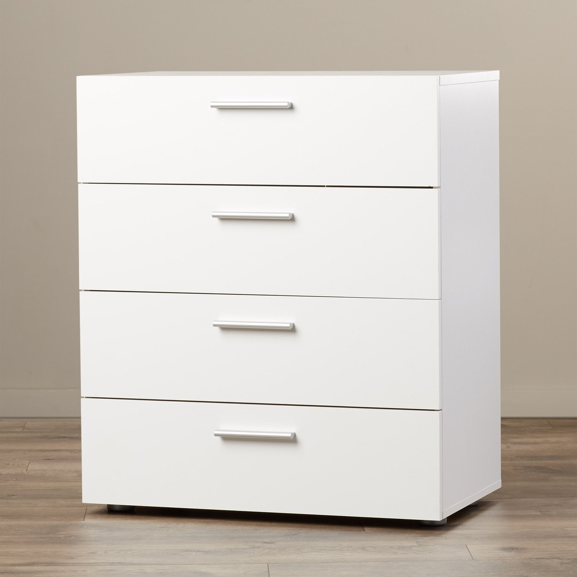 Lopiccolo Bedroom 4 Drawer Dresser Chest Of Drawers Drawers White Beadboard [ 1920 x 1920 Pixel ]