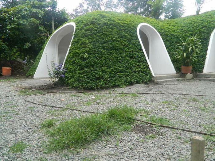 Hobbit Haus Bauen ökologisches bauen lehmhaus innovativ umweltfreundlich wohnen hobbit