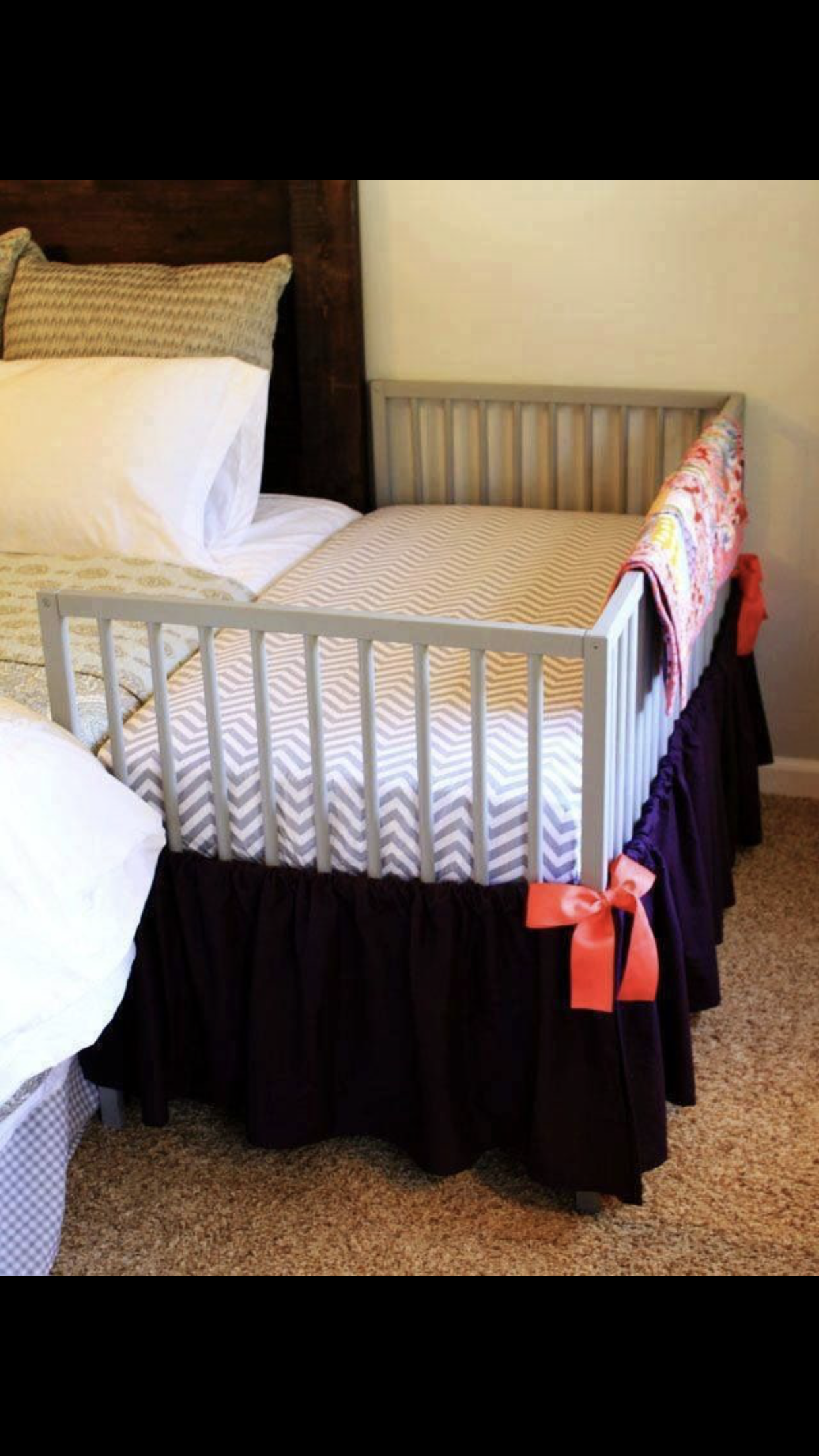 Pin by Sage on House ideas Ikea crib, Baby room decor