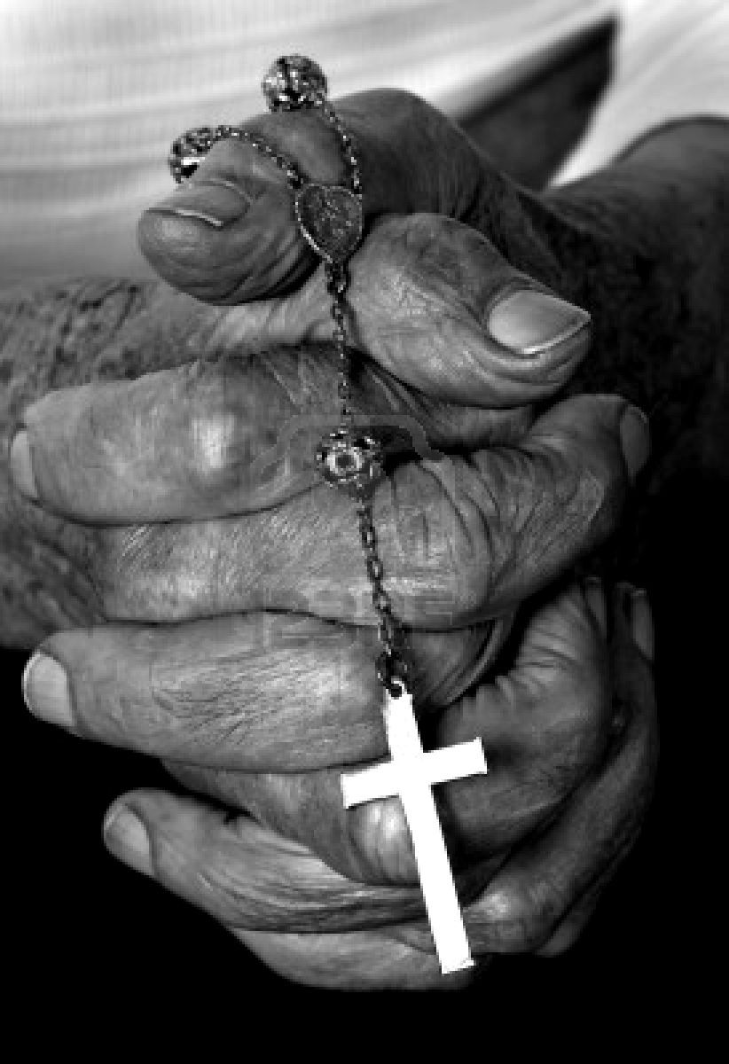 MANOS QUE REZAN | Manos-Hands | Pinterest | Oración, Rosario y ...