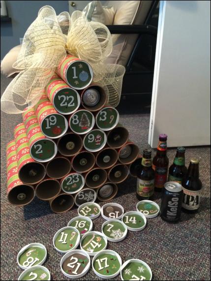 Beer Advent Calendar Adventkalender Bier Adventskalender