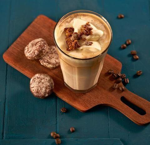 Lebkuchen Latte-Macchiato - Rezept - [EINFACH HAUSGEMACHT] #lattemacchiato