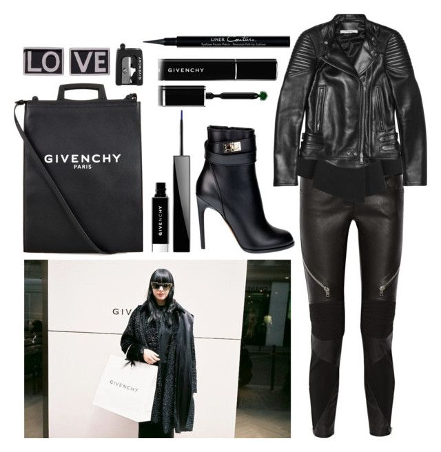 """""""Givenchy"""" by cherieaustin ❤ liked on Polyvore featuring Givenchy"""