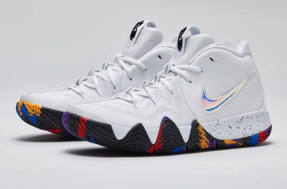 The Nike Kyrie 4 NCAA Celebrates March Madness The 2018 NCAA Tournament is  ongoing and celebrating March Madness is this special edition Nike… |  Pinteres…