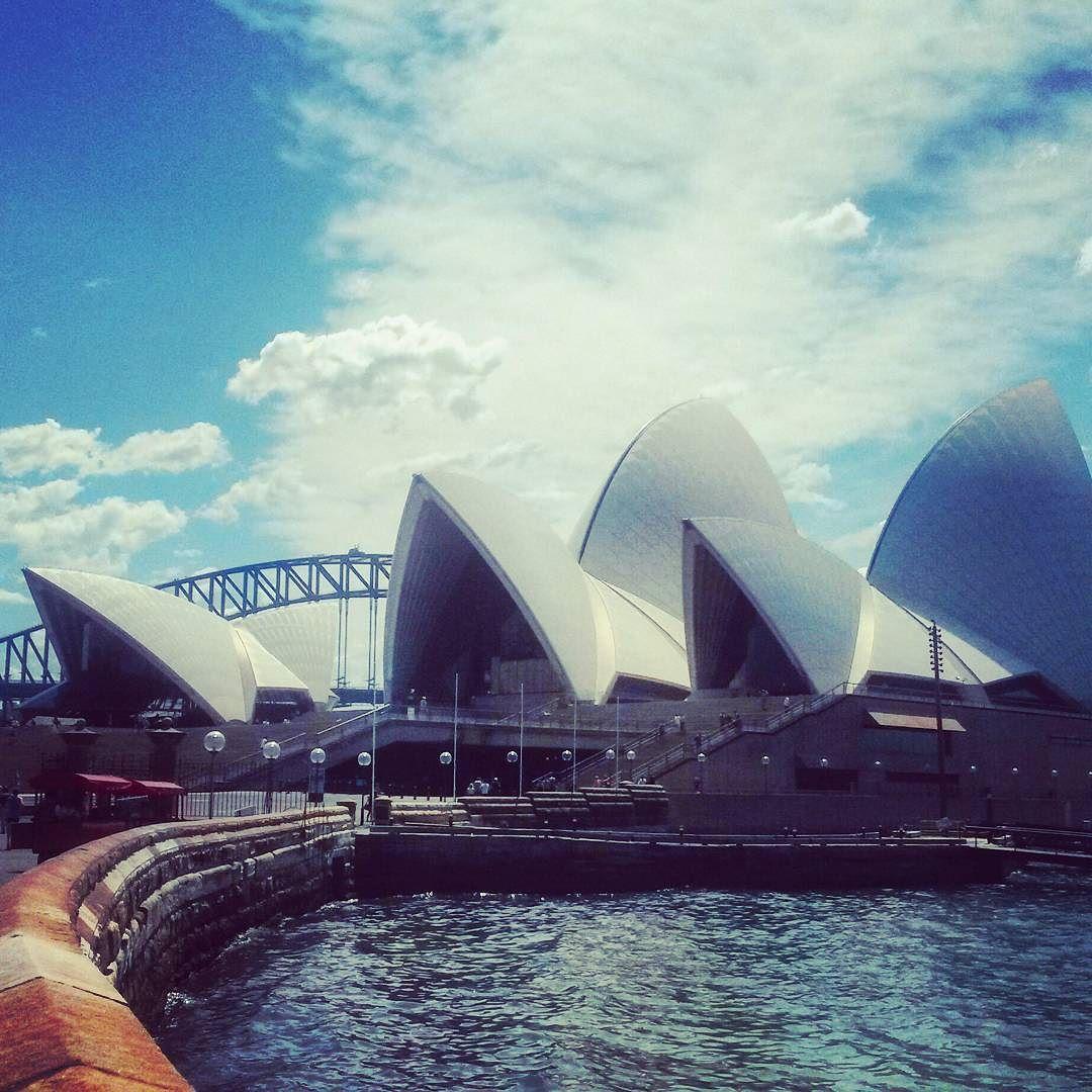 Day out in #Sydney #sydneyoperahouse #sydneyharbourbridge #AnabelinOz #freeseedfilms by freeseedfilms http://ift.tt/1NRMbNv
