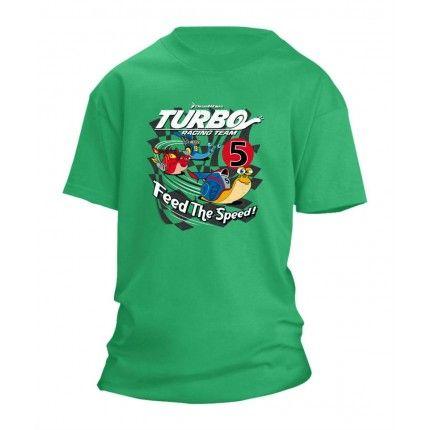 Turbo Feed the Speed! - Juvenile Tee  $18.99