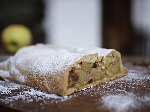 alto adige / südtirol - strudel di mele con pasta tirata | cucina ... - Cucina Trentino Alto Adige