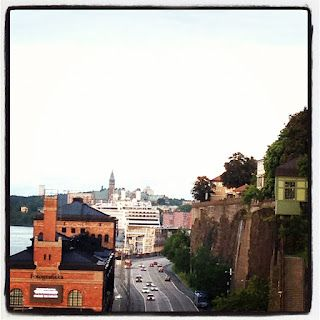 Stockholm Juli 2012