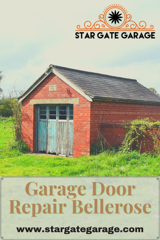 Garage Door Repair Bellerose In 2020 Garage Doors Door Repair Garage Door Repair