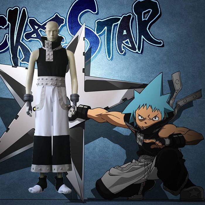 Soul Eater Black Star Cosplay Outfits Cosplay outfits