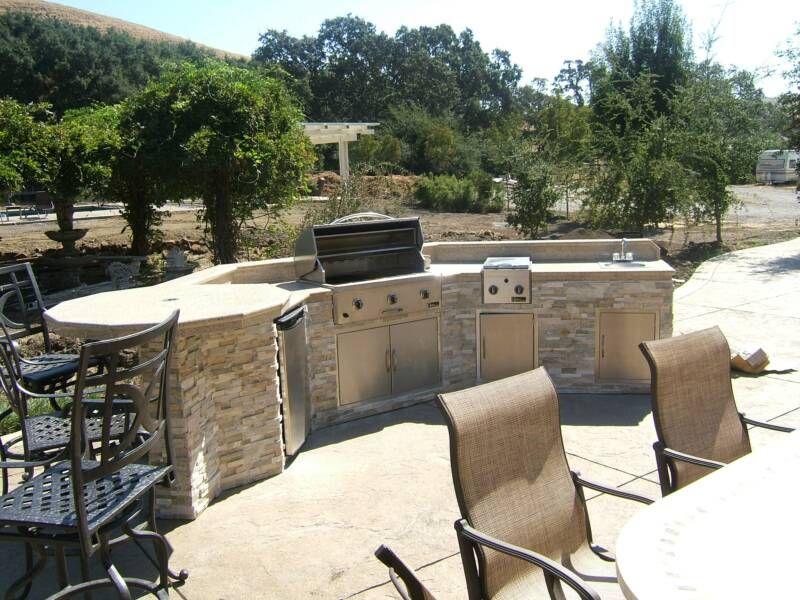 Ultimate Outdoor Living Room Outdoor Kitchen Grill Prefab Outdoor Kitchen Outdoor Kitchen