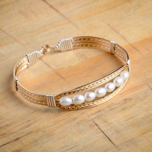 Ronaldo Praise Bracelet With Pearls Dyi Jewelry