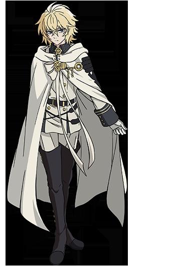 Seraph Of The End Mikaela Hyakuya Characters Tv Tropes Mikaela Hyakuya Seraph Of The End Owari No Seraph