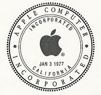 Apple stamp from way back in also safe premium official seal rh pinterest