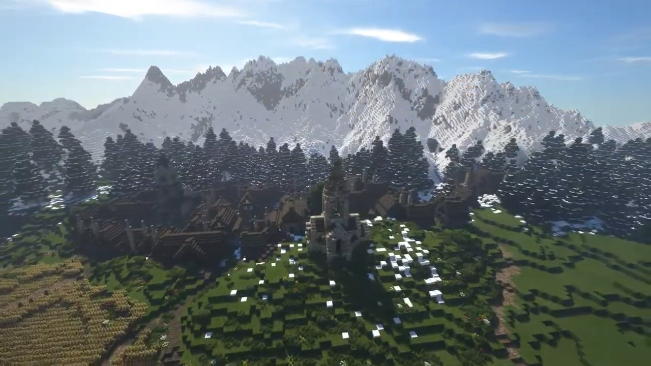 Hegemony: Ascensionem Is A Free MMORPG That Is Using Minecraft As an Engine #EnvisionStudios, #HegemonyAscensionem, #Minecraft, #MMORPG, #PCMAC happygamer.com #GAMES #happygamer #gamesnews #gaming #games