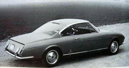 2300 Coupe s by pininfarina 1965