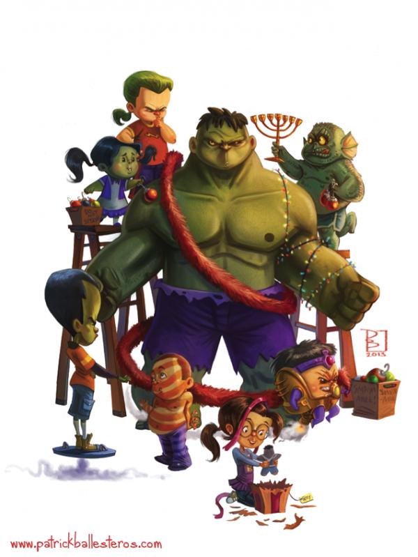 #Hulk #Animated #Fan #Art. (little-Hulk-heroes) By: Patrick Ballesteros. ÅWESOMENESS!!!™ ÅÅÅ+   https://s-media-cache-ak0.pinimg.com/564x/f1/e8/2d/f1e82d03dccfaf97b536d1bbd6e52f07.jpg