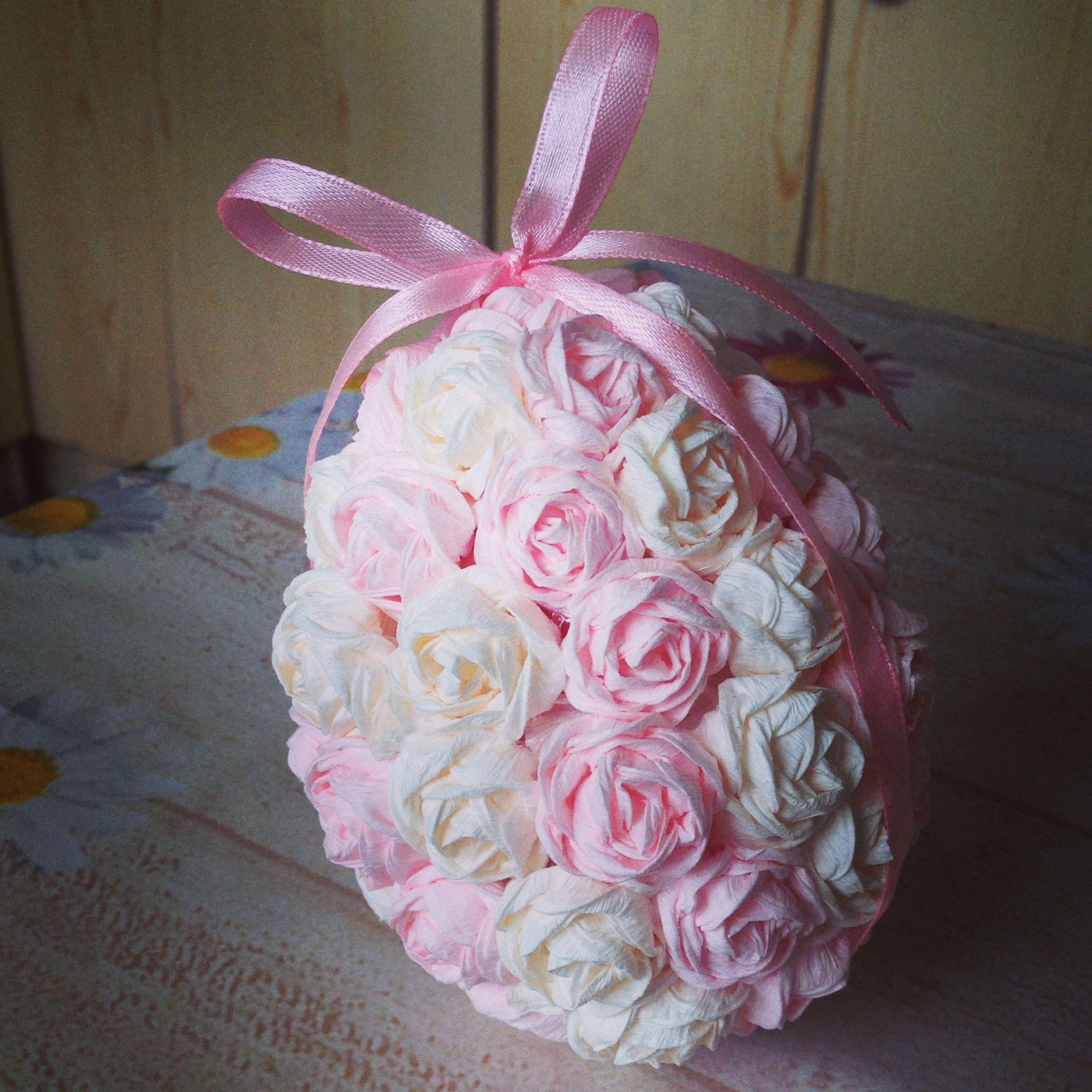 jajko z róż