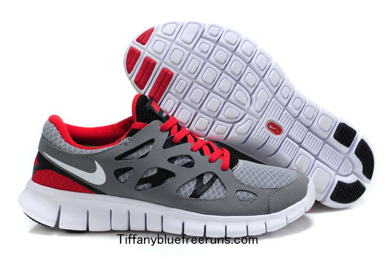 nike free run 2 mens red