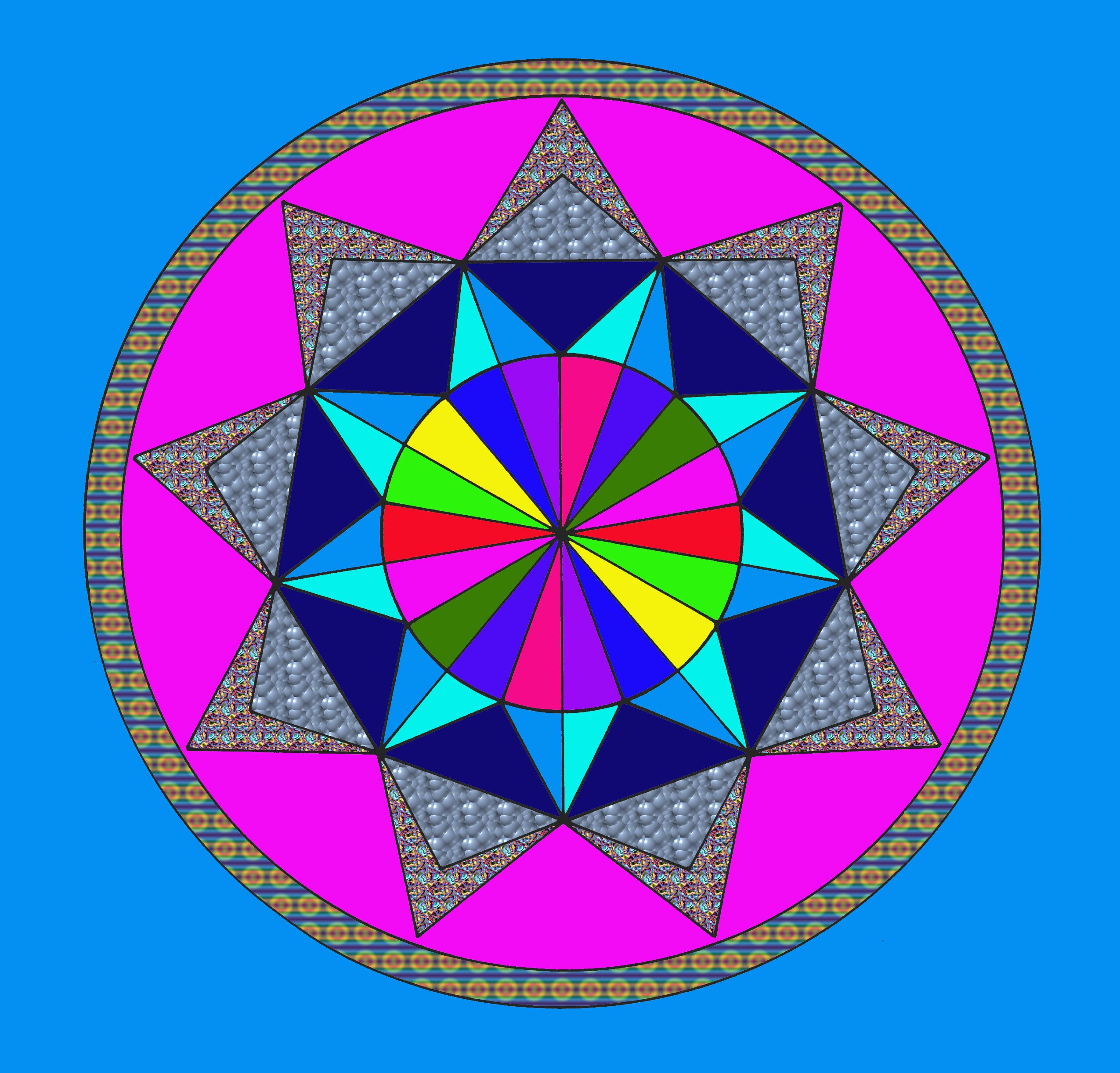 Circsphere by bradbury my mandalas pinterest mandalas