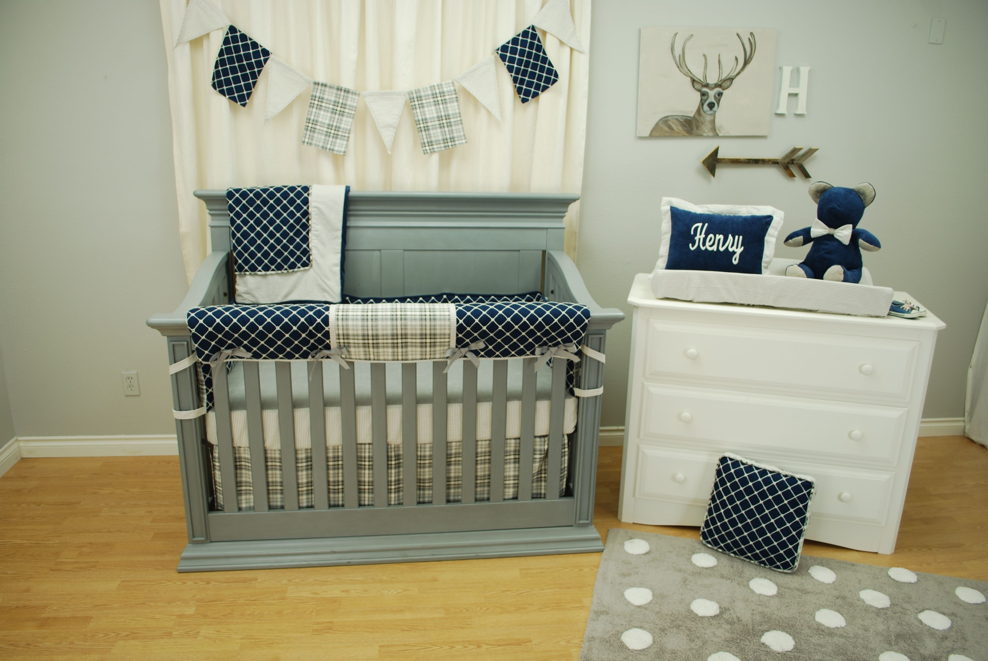 buckeyes pam s three red bird buffalo size girl set bedding love crib in nursery full dots bed plaid pieces gray interiordecorating state decor deer neutral stripes white of arrow cribs ohio and black baby