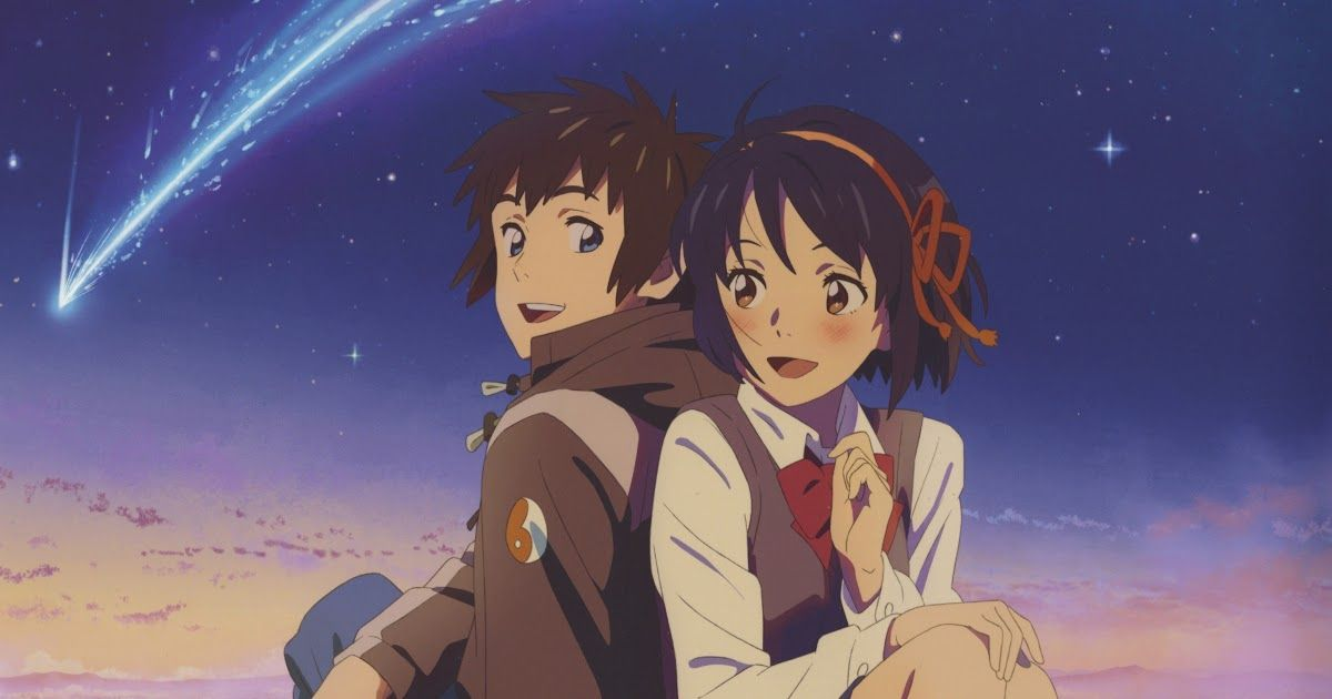 Pin On Kimi No Na Wa Your Name Anime