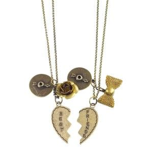 best friend necklaces