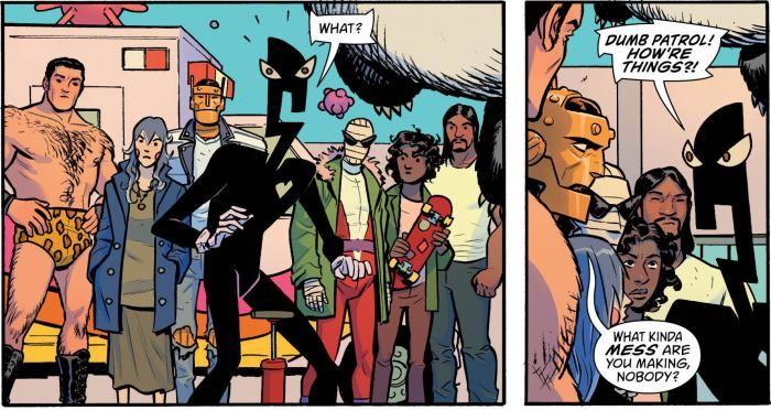 Series Mr. Nobody sería el villano de Doom Patrol   Doom ...