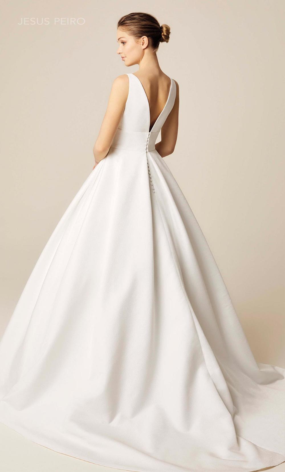 Cobra Taffeta Ballgown With Pockets Wedding Dresses Taffeta