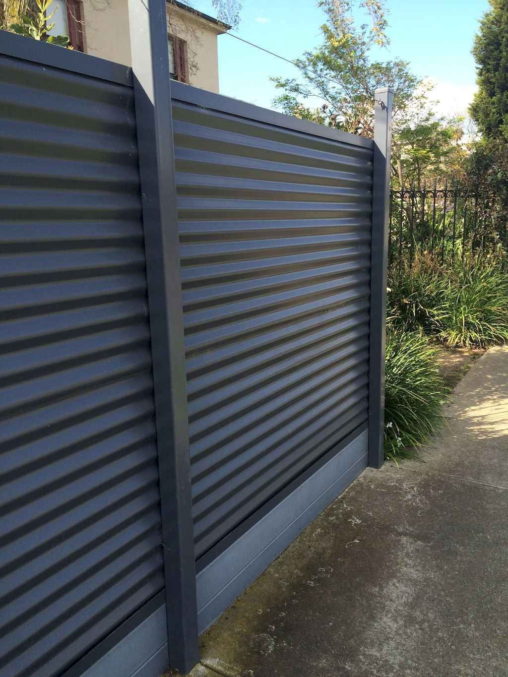 01 Affordable Diy Privacy Fence Design Ideas Spaciroom Com In