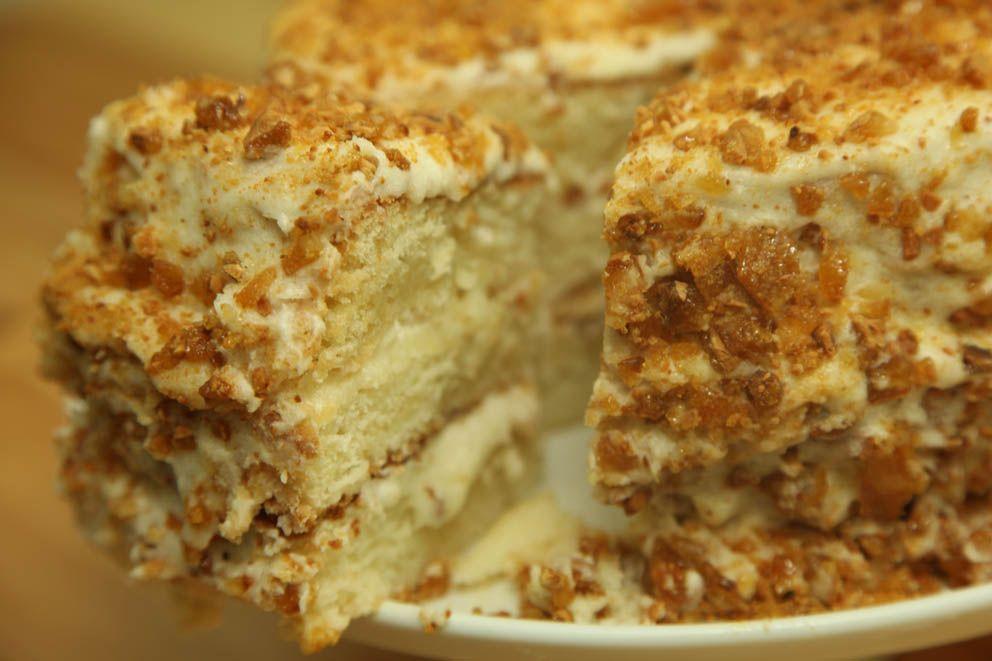طريقة عمل كعكة الكروكان Dessert Recipes Desserts Recipes