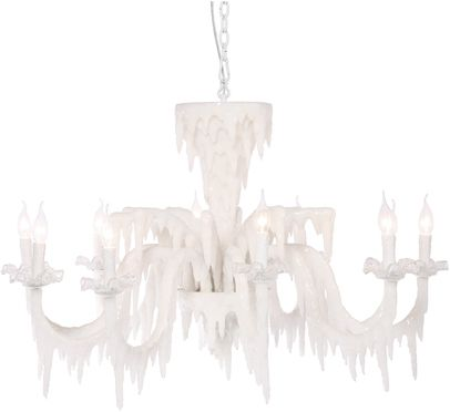 Lámpara hielo / Ice lamp