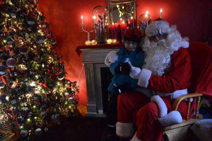 Ära unusta Tallinna Jõuluturul Jõuluvana majja piiluda!  www.christmasmarket.ee