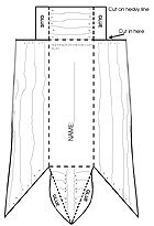 Kid's: Build a boat like Jesus used. Peter's Boat or the