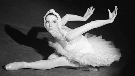 Bailarina foi apelidada de 'a rainha do ar' - Divulgação http://historiatodas.blogspot.com.br/