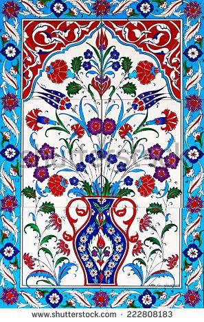 Ceramic Tiles Fl Patterns From Turkey