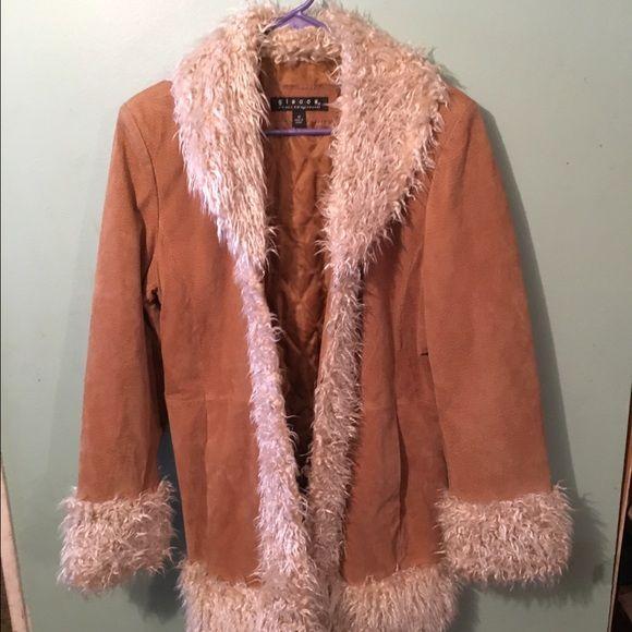 Women's coat Women's genuine leather coat. Rarely worn in good condition. Jackets & Coats